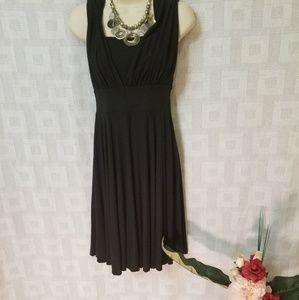 Fun White House Black Market Dress